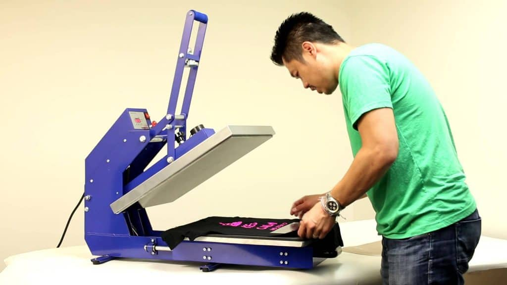 best heat press machine for beginners
