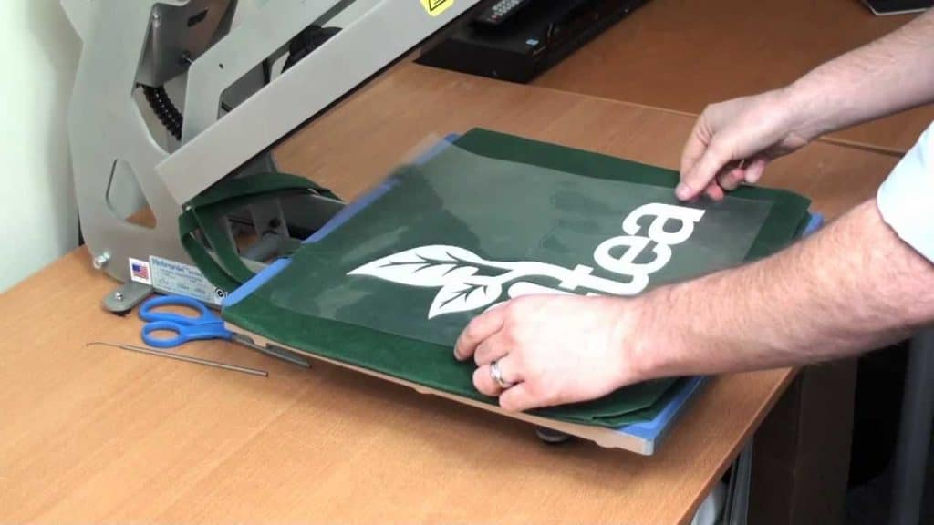 how to print on plastic bags