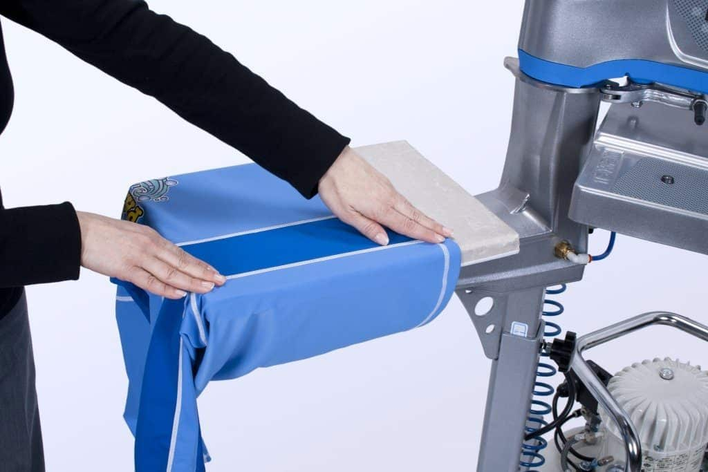 maintaining your heat press