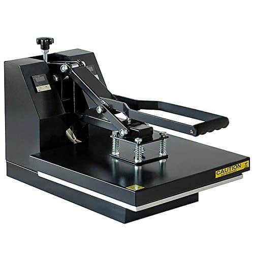 PowerPress Industrial-Quality Digital 15-by-15-inch Sublimation T-Shirt Heat Press Machine Review