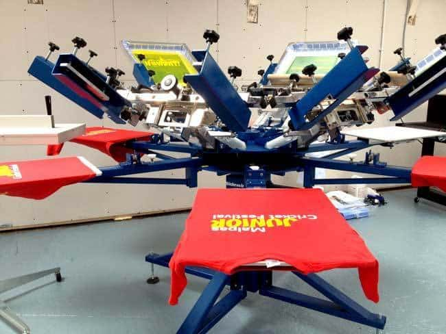 11d56721a Best Screen Printing Machine For Beginners | HeatPressHangout.com