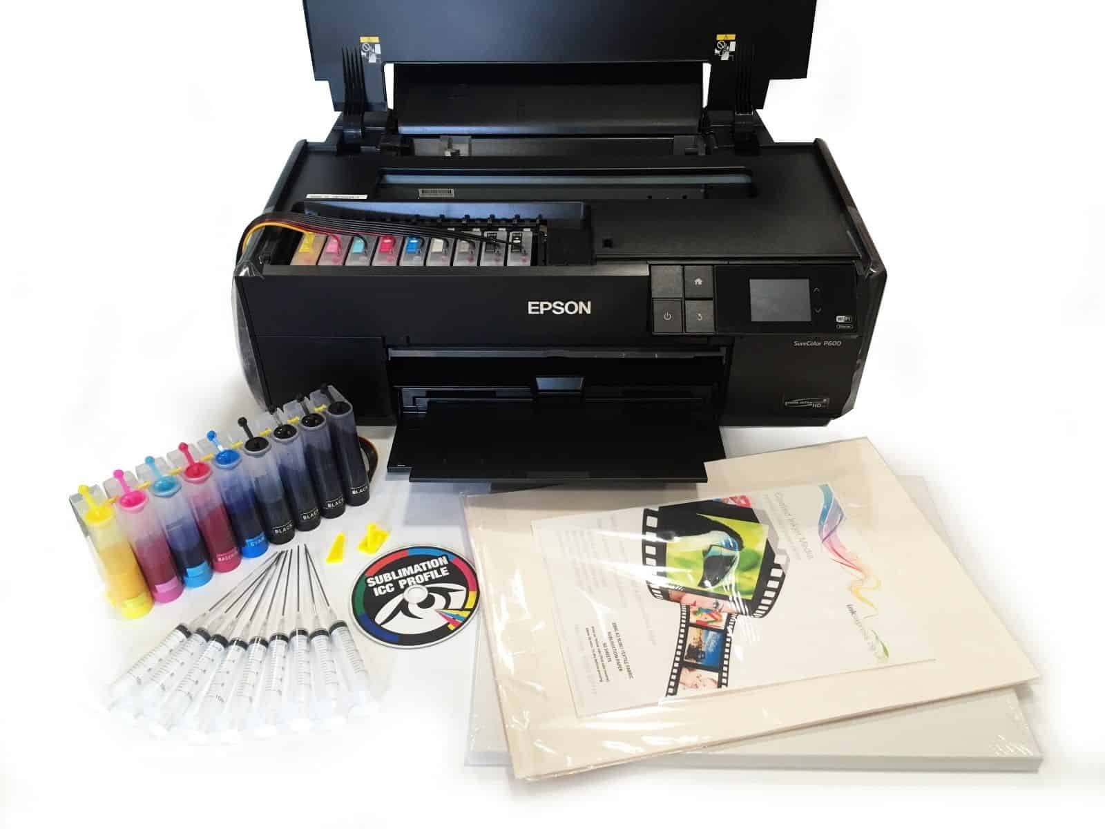 Lækker Best Sublimation Printer For T-Shirts [5 Great Choices OS-59