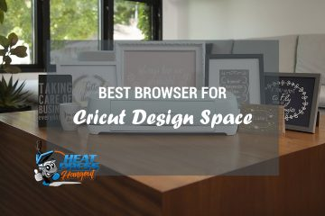 best browser for cricut design space