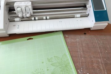 how to clean your cricut mat